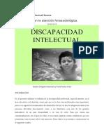 Discapacidad Intelectual Severa