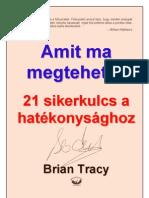 Brian Tracy-Amit Ma Megtehetsz