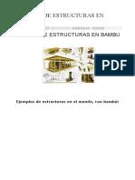 Manual de Estructuras en Bambu