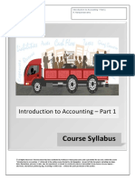 Introduction to Accounting-1- EDX Course