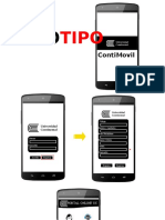 Interfaces - Prototipo Proyecto