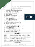 Paper Part1 Subjective
