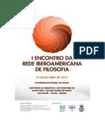 Declaracão de Salvador Em Favor Da Filosofía-PORTUGUÊS-ESPALHOL