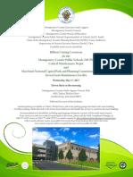May 17, 2017 Invitation to Maintenance Facilities Ribbon Cutting
