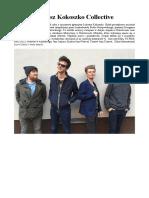 Lukasz Kokoszko Quartetcollective Notkabiograficzna.odt
