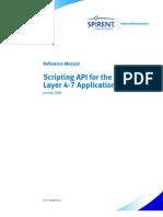 L4 7 Scripting API