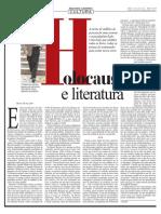 Holocausto e Literatura