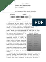 Sistemas de Gobierno de La Antigua Roma