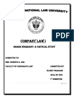 Sujeet Final Draft CORPORATE LAW 7th Sem