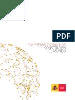 Empresas Españolas Construyen el Mundo