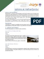 HAFN Program Descriptions
