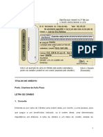 UNIP - LETRA DE CAMBIO E DUPLICATA.docx