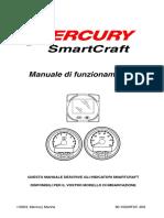 Manuale Mercury Smartcraft