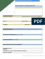 Elaboracion Del Diagnostico y Planeacion Didacticaimprimir