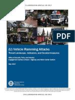 Vehicle Ramming Guidance 5-4-17