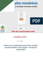 Aula6- Aplicações do Oscilador Harmônico Simples.pdf