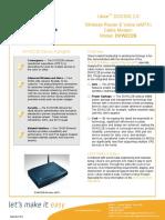 DVW222B Data Sheet