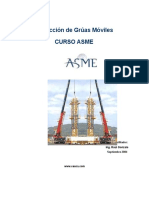Inspeccion de Gruas Moviles Curso ASME