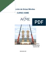 Inspeccion de Gruas Moviles Curso ASME