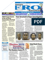 Baltimore Afro-American Newspaper, July 24, 2010