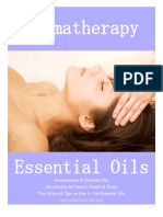 Naturesway Oils Essential eBook