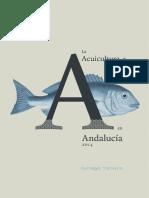 La Acuicultura Marina en Andalucia 2014