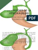 Desordenes de La Vesicula Biliar
