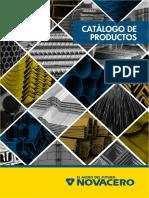 Novacero Catalogo de Productos 2016 Edicion 3