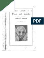 Gandhi - El Poder Del Espiritu