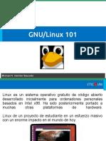 CLASE 001 Introducción a Linux