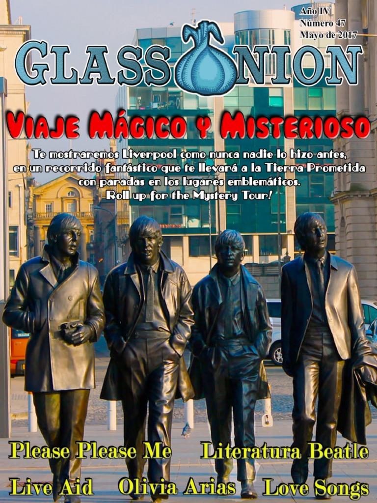 Glass Onion - Número 47 - Mayo 2017