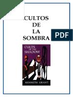 159685061 Grant K Cultos de La Sombra