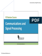 EE Comms Signal Processing 1015