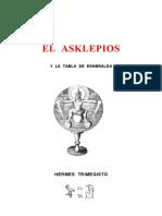 Asklepios y La Tabla Esmeralda Hermes Trimegisto