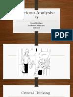 cartoon analysis