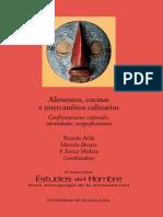 Alimentos, Cocinas  e Intercambios Culinarios.pdf