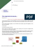 101 Permasalahan Pbj _ Khalid Mustafa's Weblog