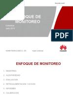 Enfoque de Monitoreo Huawei