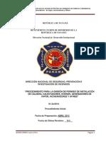 Procedimiento Para La Emisión de Permiso de Instalación