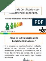 Alistamiento Del Proceso de Certificacion Por Competencias-Laborales