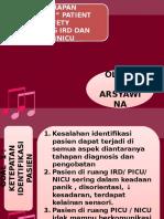 PENERAPAN 6 GOALS IRD DAN PICU-NICU.pptx