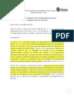 Q C S Y c Gobierno de La Ciudad de Buenos Aires s Amparo Copia