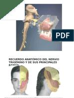 Tecnica de Anestesia Del Trigemino. DR ALEX POLIT LUNA.
