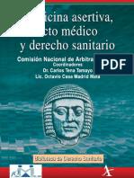 Medicina Asertiva, Acto Medico y Derecho Sanitario
