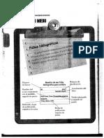 Fichas Bibliográficas y Toma Notas