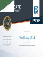 certificate lt  20parotid