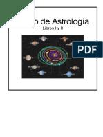 Curso de Astrologia - 1 y 2