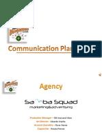 Direct Marketing Communication Plan Project