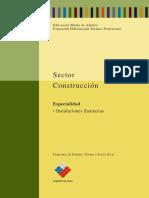 Educación Media Formación Diferenciada T P INSTALACIONES SANITARIAS Sector Construcción