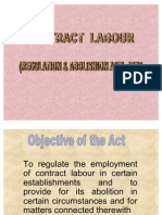 Contract Labour -1970